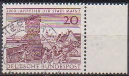 BRD 1962 MiNr.375  2000 Jahre Mainz ( A608 ) Günstige Versandkosten - BRD