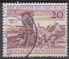 BRD 1962 MiNr.375  2000 Jahre Mainz ( A610 ) Günstige Versandkosten - BRD