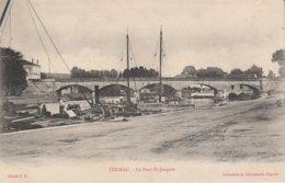 16 - COGNAC - Le Pont St Jacques - Cognac