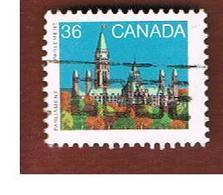 CANADA - SG 1156   - 1987 PARLIAMENT          -  USED - 1952-.... Reign Of Elizabeth II