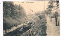 B-7370   LIERRE : Avenue Du Canal Bateau,) - Lier