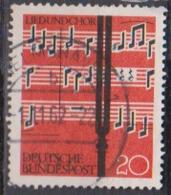 BRD 1962 MiNr.380  Lied Und Chor ( A616 ) Günstige Versandkosten - BRD