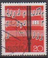 BRD 1962 MiNr.380  Lied Und Chor ( A617 ) Günstige Versandkosten - BRD