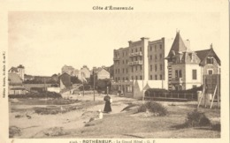 ROTHENEUF - Le Grand Hôtel - Rotheneuf