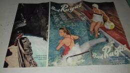Dépliant Touristique De Bad Ragaz  Suisse Switzerland - Tourism Brochures