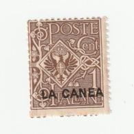 LA CANEA - CRETA - 11. Oficina De Extranjeros