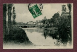 """ROCHES-SUR-ROGNON  (52) : """" LE CARON Et LE PONT """" - Other Municipalities"""