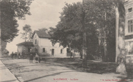 SAINT-CLEMENT -54- La Gare - Environs De Lunéville. - Francia