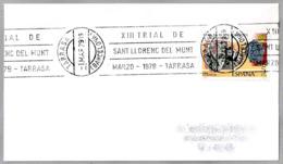 XXXI TRIAL DE SANT LLORENC DEL MUNT - Motorcycle Trial. Tarrasa 1979 - Motorbikes