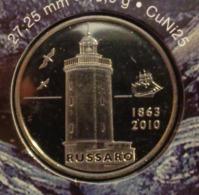 =====  Jeton En Cu/Nic Issu Du BU Finlande 2010 R1  ===== - Finland