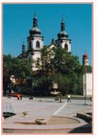 1 AK Tschechien * Wallfahrtskirche Mariaschein In Bohosudov (deutsch Mariaschein) Der Zentrale Ortsteil Der Stadt Krupka - Tschechische Republik