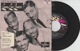 Disque Vinyle 45 Tours—Golden Gate Quartet—Didn't It Rain—ESDF 1108—'60 - 45 Rpm - Maxi-Single
