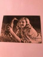 Ruth Niehaus Photo Autograph Hand Signed Inscribed 10 X 15 Cm - Fotos Dedicadas