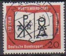 BRD 1962 MiNr.382  150 Jahre Württembergische Bibelanstalt ( A626 ) Günstige Versandkosten - BRD