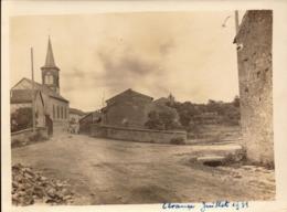 Moselle, Elvange, Divers Vues, Lot De 5 Photos, 1931     (bon Etat)  Dim: 12 X 9. - Luoghi