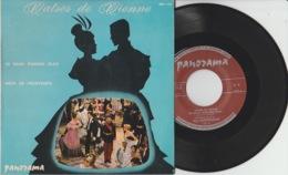 Disque Vinyle 45 Tours—Valses De Vienne—Panorama MH 121— '60 - Clásica