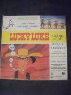 Livre-Disque Lucky Luke Morris Et Goscinny Dargaud 1971 Pierre Tchernia - Disques & CD