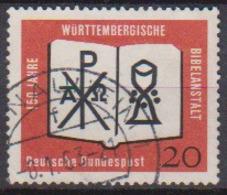 BRD 1962 MiNr.382  150 Jahre Württembergische Bibelanstalt ( A627 ) Günstige Versandkosten - BRD