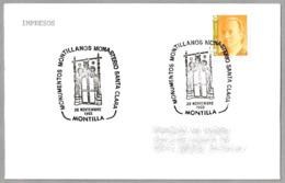 MONASTERIO SANTA CLARA. Montilla, Cordoba, Andalucia, 1993 - Abadías Y Monasterios