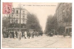 75 - 14è - PARIS - Rue D'Alésia Prise De L'Avenue D'Orléans. - Arrondissement: 14