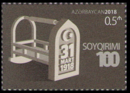 2018Azerbaijan 1367100th Anniversary Of The March Events In Baku - Aserbaidschan