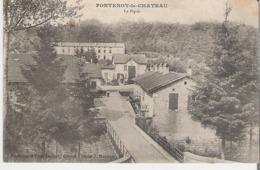 FONTENOY LE CHATEAU. CPA Voyagée En 1904 La Pipée - Other Municipalities