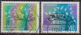 BRD 1962 MiNr.383 - 384  Europa ( A629 ) Günstige Versandkosten - BRD