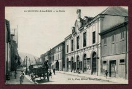 "LA NEUVEVILLE-LES-RAON  (88) : "" LA MAIRIE "" - Other Municipalities"