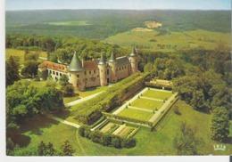 FREBECOURT. CP Le Château De Bourlemont - Other Municipalities