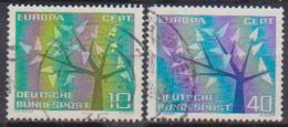 BRD 1962 MiNr.383 - 384  Europa ( A631 ) Günstige Versandkosten - BRD