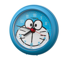 Doraemon : Splashproof Clock. - Alarm Clocks