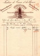 Achille André, La Bouverie, Lampes De Mineur, Mons, Havré-Ville, - België