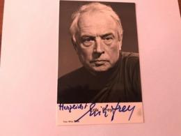 Erik Frey Hand Signed Photo Autograph 10x15 Cm - Fotos Dedicadas