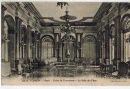 Cp De HANOI Pour La France 1946 - Marcophilie (Lettres)