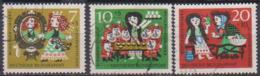 BRD 1962 MiNr.385 - 387 Wohlfahrt: Schneewittchen ( A633 ) Günstige Versandkosten - BRD