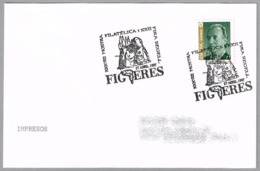 Exposicion Filatelica SALVADOR DALI. Figueres 1997 - Arte