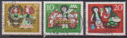 BRD 1962 MiNr.385 - 387 Wohlfahrt: Schneewittchen ( A634 ) Günstige Versandkosten - BRD
