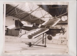 LEARNING TO FLY IN SAFETY HOVEPLANE FARNHAM MEN  25*20CM Fonds Victor FORBIN 1864-1947 - Aviation