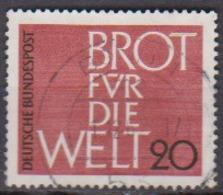 BRD 1962 MiNr.389 Brot Für Die Welt ( A635 ) Günstige Versandkosten - BRD