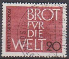 BRD 1962 MiNr.389 Brot Für Die Welt ( A637 ) Günstige Versandkosten - BRD
