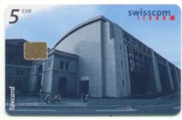 5 CHF - Haubtbahnhof - Trainstation - Zürich - Zwitserland