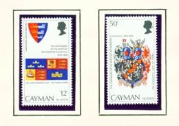 CAYMAN ISLANDS - 1974 Churchill Set Unmounted/Never Hinged Mint - Cayman Islands