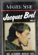 Jacques Brel- Master Serie Vol.2 - Audio Tapes