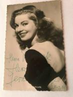 Jester Naefe Photo Autograph Hand Signed 10x15 Cm - Fotos Dedicadas