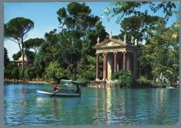 °°° Cartolina - Villa Borghese Il Laghetto Nuova °°° - Parks & Gardens