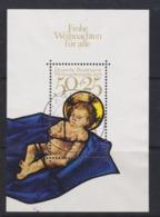 BRD/Germany 1978 / MI: 989-Bl. 17 / Xy57 - Gebraucht
