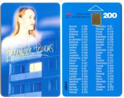 200 Units - Woman And Building - Litauen