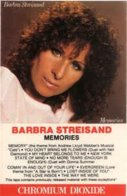 Barbra Streisand- Memories (neuf Scellée) - Audio Tapes