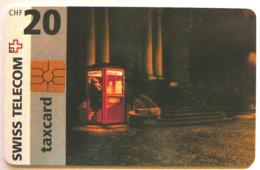 20 CHF - Telephone Cabine - Zwitserland