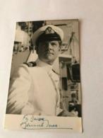Kenneth More Photo Autograph Hand Signed 10x15 Cm - Fotos Dedicadas